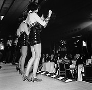 Dancers in a London nightclub 1940s  underneath the Ritz during WW2