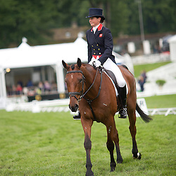 Equi-Trek Bramham Horse Trials 2012 Dressage