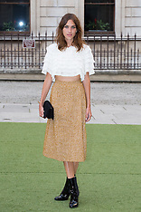 JUN 04 2014 Royal Academy Summer Exhibition Preview Party