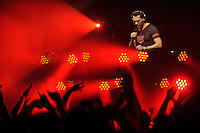 DJ Tiesto performing at the Pageant in St. Louis, Missouri on March 16, 2011. ©†Todd Owyoung.