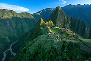 South America; Peru; Urubamba Provonce; Machu Picchu; UNESCO; World Heritage site