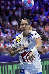 France player Alexandra Lacrabere during the Women's european handball chanmpionship preliminary round, Slovenia vs France. Nancy, Fance -02/12/2018//POLEMILE_01POL20181202NAN018/Credit:POL EMILE / SIPA/SIPA/1812021731