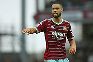 Winston Reid of West Ham United during the Barclays Premier League match at the Boleyn Ground, London<br /> Picture by Richard Calver/Focus Images Ltd +447792 981244<br /> 07/12/2014