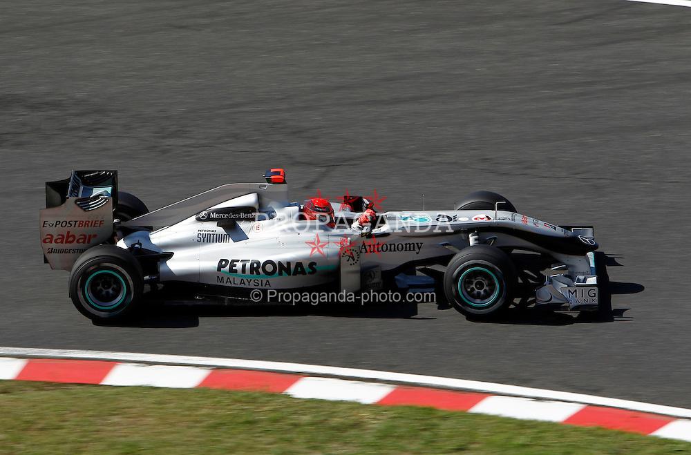 Motorsports / Formula 1: World Championship 2010, GP of Japan, 03 Michael Schumacher (GER, Mercedes GP Petronas),