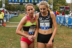 Liz Costello, New Balance, winner, Mary Cain, Nike Oregon Project