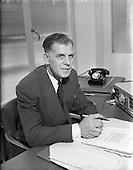 1952 National Cash Register Mr. A.M. Davie
