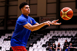 Tevin Falzon of Bristol Flyers - Photo mandatory by-line: Robbie Stephenson/JMP - 01/03/2019 - BASKETBALL - Eagles Community Arena - Newcastle upon Tyne, England - Newcastle Eagles v Bristol Flyers - British Basketball League Championship