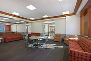 Architectural interior image of College Park MD Dormitory at Elkton Hall at University of Maryland by Jeffrey Sauers of Commercial Photographics