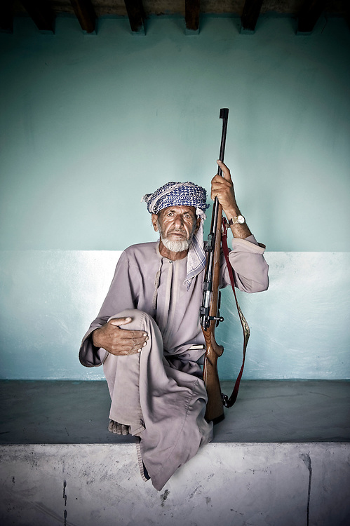 Jabal El Shams mountains, Sultanate of Oman, 27 November 2008<br />