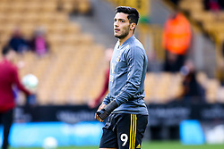 Raul Jimenez of Wolverhampton Wanderers - Mandatory by-line: Robbie Stephenson/JMP - 24/04/2019 - FOOTBALL - Molineux - Wolverhampton, England - Wolverhampton Wanderers v Arsenal - Premier League