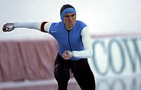Skøyter<br /> NM sprint Valle Hovin<br /> 04.01.09<br /> Torbjørn Fjeld - Stavanger<br /> Foto - Kasper Wikestad