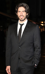Director, Jason Reitman arriving at the premiere of her new film Labor Day, in London,  Monday, 14th October 2013. Picture by  i-Images