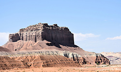 Molly's Castle, Goblin Valley State Park, Green River, Utah, USA