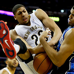 01-26-2014 Orlando Magic at New Orleans Pelicans