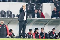 20120103: GUIMARAES, PORTUGAL - Portuguese League Cup, 3rd Stage, Round 1: VSC Guimaraes vs SL Benfica. <br /> In photo: Jorge Jesus.<br /> PHOTO: CITYFILES