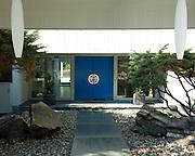 Building Exterior: Entrance Door