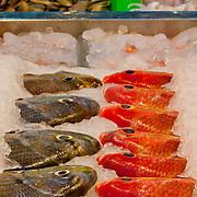 Self-serve seafood restaurant, Chijin Island, Kaohsiung City, Taiwan