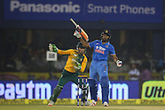 Cricket - India v South Africa 2nd T20i at Cuttack