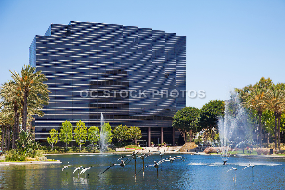 Commercial Office Building on Hutton Center Drive in Santa Ana California