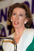 Margaret Beckett MP, Labour Derby South, Secretary of State for Environment, Food and Rural Affairs.