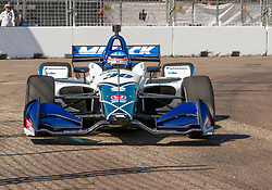 March 9, 2019 - St. Petersburg, FL, U.S. - ST. PETERSBURG, FL - MARCH 09: Rahal Letterman Lanigan Racing driver Takuma Sato (30) of Japan during the NTT IndyCar Series - Firestone Grand Prix Qualifying on March 9 in St. Petersburg, FL. (Photo by Andrew Bershaw/Icon Sportswire) (Credit Image: © Andrew Bershaw/Icon SMI via ZUMA Press)