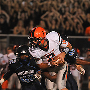 Hoggard High School hosted New Hanover High School in football Friday October 3, 2014 in Wilmington, N.C. (Jason A. Frizzelle)