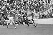 National Football League Final. Kerry v Mayo. Croke Park, Dublin. 20th June 1971. 20.06.1971.