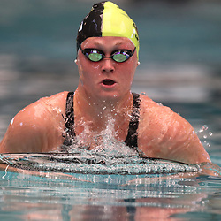 PIETERMARITZBURG, SOUTH AFRICA - AUGUST 10:  Jamie H Reynolds 50m Women SC Breaststroke during day 1 of the 2017 SA Short Course National Championships at GC Joliffe Pool on August 10, 2017 in Pietermaritzburg, South Africa. (Photo by Steve Haag/Gallo Images)