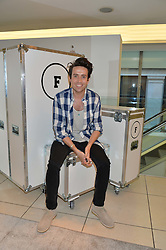 NICK GRIMSHAW at the French Connection #NeverMissATrick Launch Party held at French Connection, 396 Oxford Street, London on 23rd July 2014.
