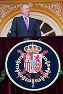 060618 King Juan Carlos attends 'Corrida de la Beneficencia'