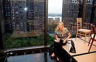 NEW YORK - Princess mabel in New York  Prinses Mabel in New York waar zij in de marge van de VN-jaarvergadering een gesprek over kindhuwelijken leidt. copyright robin utrecht