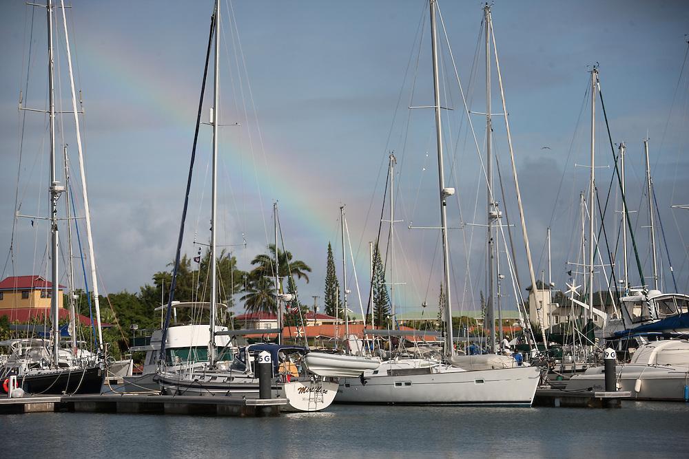 saint lucia\ rodney bay\ marigot\ caribbeans   האיים הקאריבים, אפריל 2012,