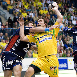 20100403: SLO, EHF Cup Quarterfinal, RK Celje Pivovarna Lasko vs SG Flensburg-Handewitt
