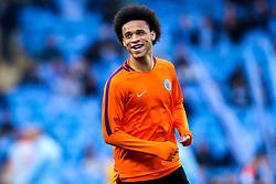 Leroy Sane of Manchester City - Mandatory by-line: Robbie Stephenson/JMP - 17/04/2019 - FOOTBALL - Etihad Stadium - Manchester, England - Manchester City v Tottenham Hotspur - UEFA Champions League Quarter Final 2nd Leg