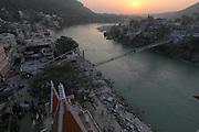 India, Uttarakhand, Rishikesh, The Ganges River