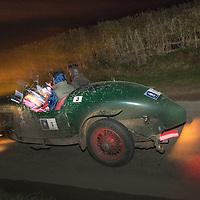 Car 3 Stuart Anderson / Catriona Rings
