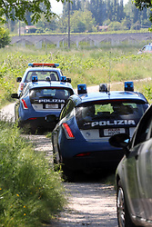 OPERAZIONI POLIZIA IN ZONA SAN NICOLO'<br /> RICERCHE IGOR VACLAVIC DOPO OMICIDIO VERRI