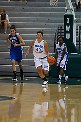 16 June 2012: Callie Johnson. Illinois Basketball Coaches Association (IBCA) Girls All Star game at the Shirk Center in Bloomington IL