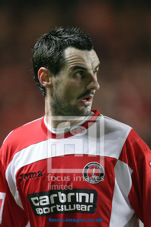 London - Tuesday December 27th, 2009: Goalscorer Matthew Spring of Charlton Athletic during the Coca Cola Championship match, London. (Pic by Mark Chapman/Focus Images)