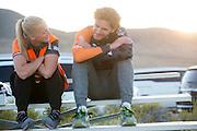 In Battle Mountain (Nevada) wordt ieder jaar de World Human Powered Speed Challenge gehouden. Tijdens deze wedstrijd wordt geprobeerd zo hard mogelijk te fietsen op pure menskracht. Het huidige record staat sinds 2015 op naam van de Canadees Todd Reichert die 139,45 km/h reed. De deelnemers bestaan zowel uit teams van universiteiten als uit hobbyisten. Met de gestroomlijnde fietsen willen ze laten zien wat mogelijk is met menskracht. De speciale ligfietsen kunnen gezien worden als de Formule 1 van het fietsen. De kennis die wordt opgedaan wordt ook gebruikt om duurzaam vervoer verder te ontwikkelen.<br /> <br /> In Battle Mountain (Nevada) each year the World Human Powered Speed Challenge is held. During this race they try to ride on pure manpower as hard as possible. Since 2015 the Canadian Todd Reichert is record holder with a speed of 136,45 km/h. The participants consist of both teams from universities and from hobbyists. With the sleek bikes they want to show what is possible with human power. The special recumbent bicycles can be seen as the Formula 1 of the bicycle. The knowledge gained is also used to develop sustainable transport.