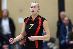 12-12-2015 NED: Prima Donna Kaas Huizen - VV Utrecht, Huizen<br /> In de Topdivisie verslaat PDK Huizen vv Utrecht met 3-1 / Anna Mebus #7