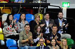 Bob Woodruff Foundation  - Photo mandatory by-line: Joe Meredith/JMP - Mobile: 07966 386802 - 12/09/2014 - The Invictus Games - Day 2 - Wheelchair Rugby - London - Copper Box Arena
