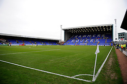 Prenton Park - Photo mandatory by-line: Dougie Allward/JMP - Tel: Mobile: 07966 386802 16/11/2013 - SPORT - FOOTBALL - Prenton Park - Birkenhead - Tranmere v Bristol City - Sky Bet League One