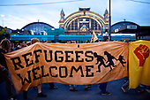 20140705 | Refugees Rally Frankfurt