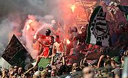 Fussball Bundesliga 2011/12: Hannover 96 - SV Werder Bremen