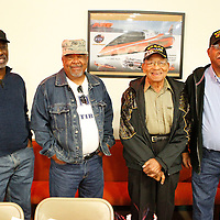 Thomas Wells | BUY AT PHOTOS.DJOURNAL.COM<br /> Homer Ferrell, from left, Elwin Broughton, Willie Cole and Larry Dykes