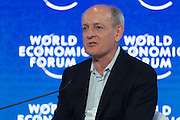 Stuart Russell at the World Economic Forum - Annual Meeting of the New Champions in Dalian, People's Republic of China 2015. Copyright by World Economic Forum / Greg Beadle