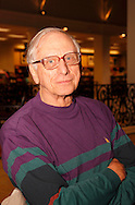 Joe Hemsky of Fairborn during a meeting of the Classics Book Club at Books & Company in The Greene, Monday, March 5, 2012.