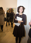 MOLLIE DENT-BROCKLEHURST, Private View of Pavel Pepperstein,  Pace  London, 6-10 Lexington Street,10 February 2014