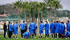 20100202 Copa del Sol - FCK træner